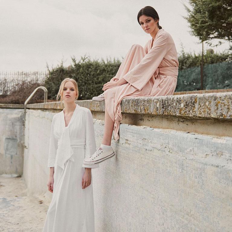 Namur Collection SS18, las mejores batas y camisones para novias
