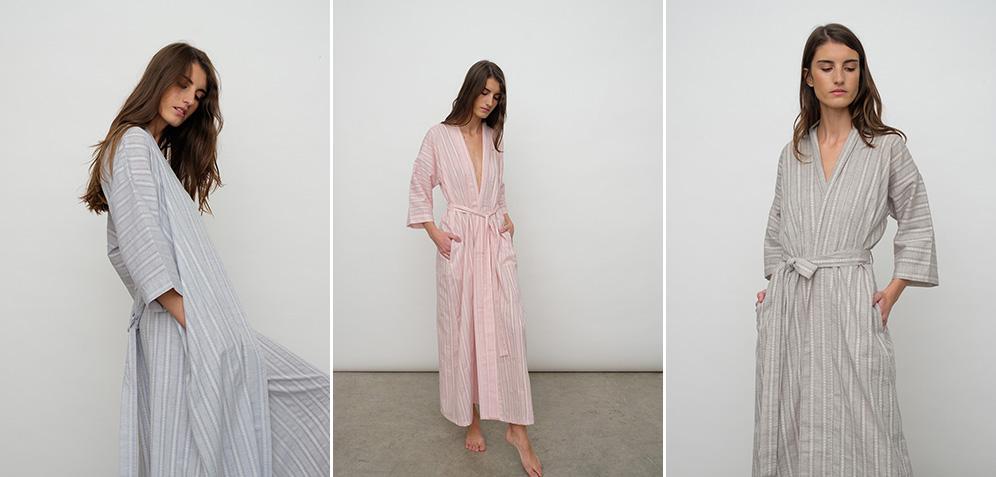 kimono algodon