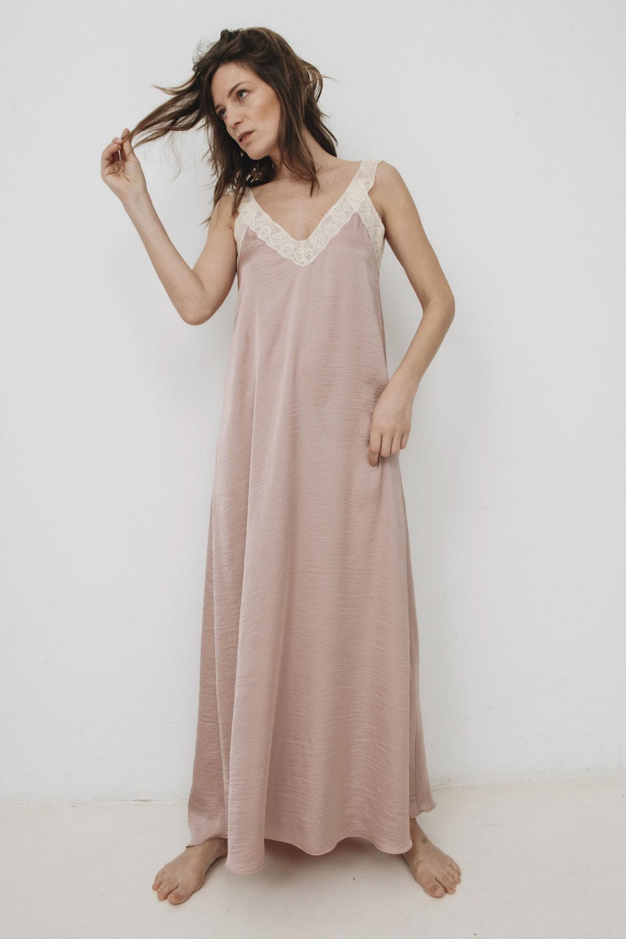 camison ann rosa